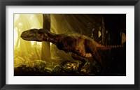 Framed Abelisaurus