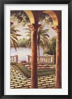 Framed Cartagena II