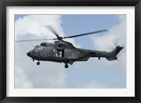 Framed Eurocopter AS532 Cougar?