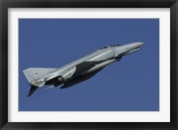 Framed German F-4F Phantom