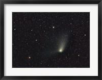 Framed Comet Panstarrs