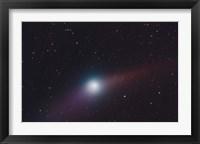 Framed Comet Garradd