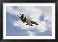Framed F-15 Eagle