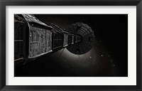 Framed Starship