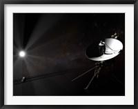 Framed Voyager 1
