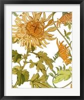 Autumn Garden I Framed Print