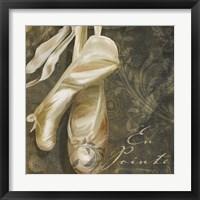 Danse I Framed Print