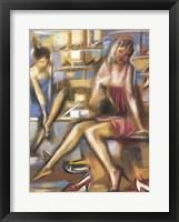Obsession II Framed Print