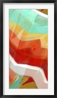 Angle Impressions I Framed Print