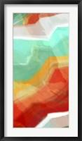 Angle Impressions II Framed Print