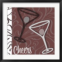Cheers 1 Framed Print