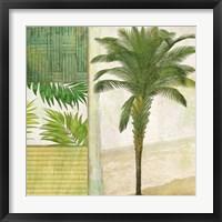 Paradise I Framed Print