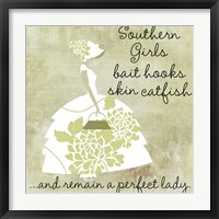 Southern Belles Two Framed Print