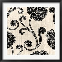 Stylesque I Framed Print