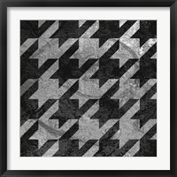 Framed Houndstooth VI