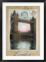European Vacation III Framed Print
