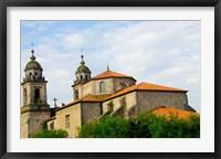 Framed Monastery San Francisco, Spain
