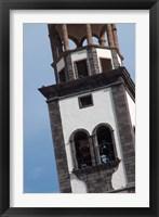 Framed Church on Tenerife, Canary Islands, Spain