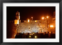Framed Fortress by Night, Tenerife, Canary Islands, Spain