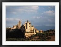 Framed Spain, Sagovia Alcazar Castle