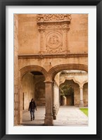Framed Spain, Salamanca, University of Salamanca
