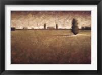 Framed Evergreen IV