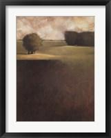 Framed Evergreen V