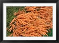 Framed Carrots, England