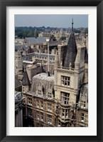 Framed Roofs of Cambridge Univertisy, Cambridge, England