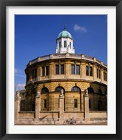 Framed Sheldonian Theatre, Oxford, Oxfordshire, England