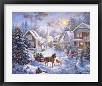 Framed Merry Christmas