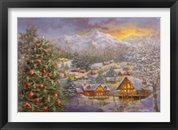 Framed Seasons Greetings