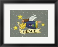 Framed Peace Angel