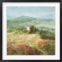 Framed Summer in Provence