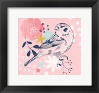 Framed Sparrow II