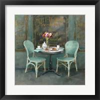 Joy of Paris II Framed Print