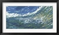 Framed High Wave
