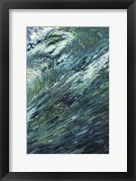 Framed Churning Sea