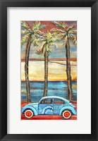 Framed Beach Buggin