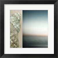 Framed Serenity Shores I