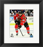 Framed Patrick Kane Game 4 of the 2015 Stanley Cup Finals