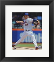 Framed Noah Syndergaard 2015 Action