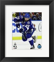 Framed Nikita Kucherov Game 2 of the 2015 Stanley Cup Finals