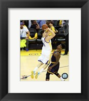 Framed Klay Thompson Game 2 of the 2015 NBA Finals