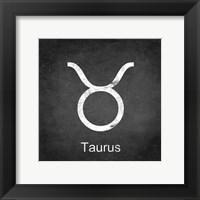 Framed Taurus - Black