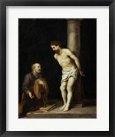 Framed Christ at the Column