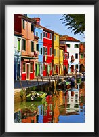 Framed Burano