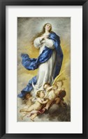 Framed Immaculate Conception of Aranjuez, 1656-1660