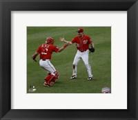 Framed Max Scherzer throws a No-Hitter June 20, 2015