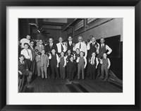 Framed Bowling, 1924